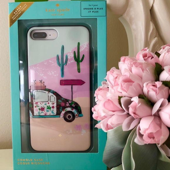 "size 40 49a19 119a6 🎀 Kate Spade ♠️ ""Out of Office"" IPHONE Case NWT"